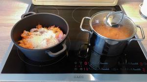 Kochen fürs Hundi